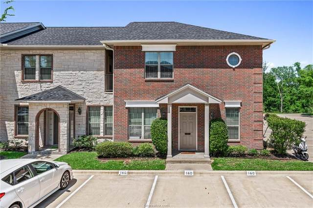 160 Forest Drive, College Station, TX 77840 (MLS #20008818) :: Cherry Ruffino Team
