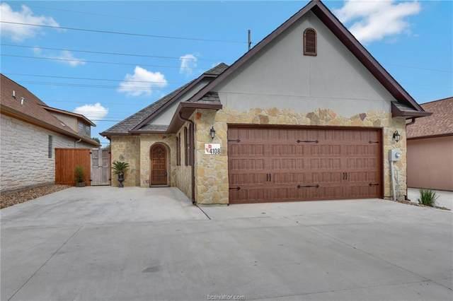 4108 S Texas, Bryan, TX 77802 (MLS #20008849) :: Treehouse Real Estate