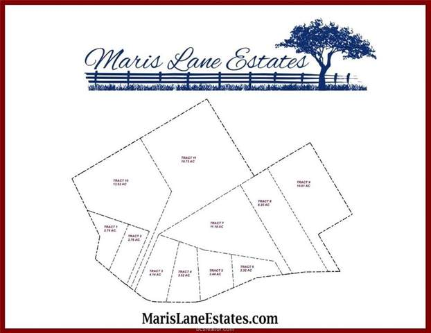 10.11 Acres Tract 9 Maris Lane, Franklin, TX 77856 (MLS #20008869) :: Treehouse Real Estate
