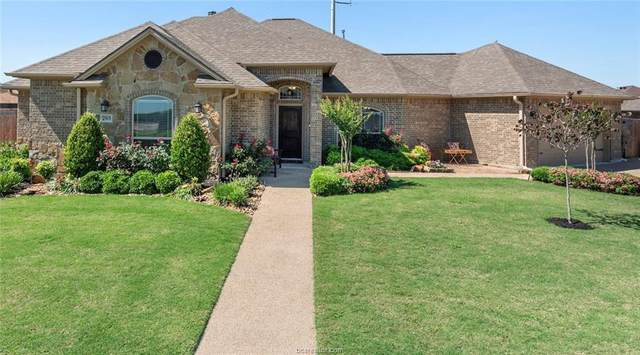 2901 Cardiff Court, Bryan, TX 77808 (MLS #20008878) :: Treehouse Real Estate