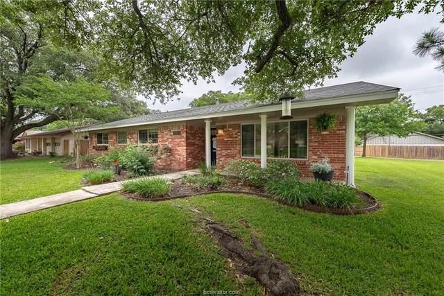 1100 Sul Ross Drive, Bryan, TX 77802 (MLS #20008910) :: Chapman Properties Group