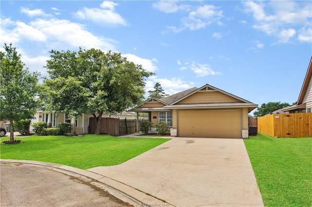 2103 Granite Ridge Place, Bryan, TX 77801 (MLS #20008920) :: Chapman Properties Group