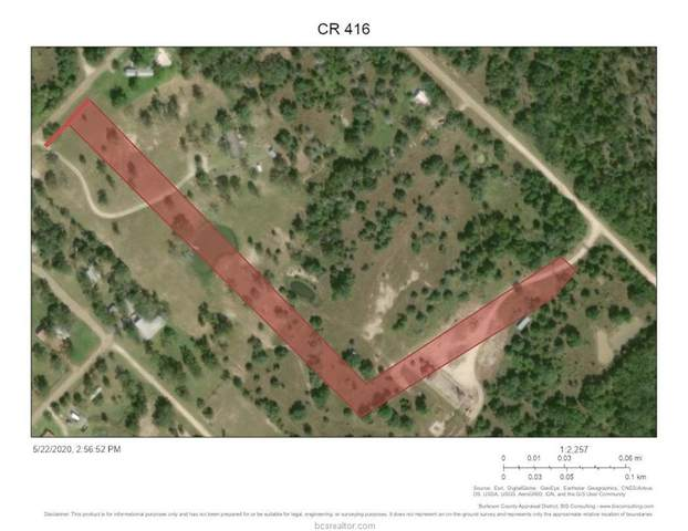 2.88 Acres County Road 416, Somerville, TX 77879 (MLS #20008921) :: RE/MAX 20/20