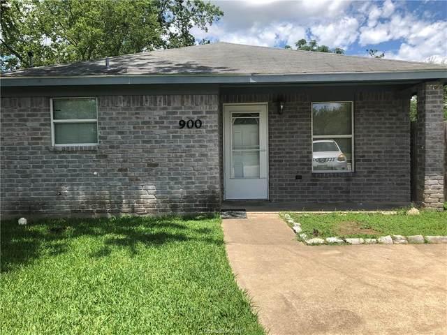 900 E Martin Luther King Jr Street, Bryan, TX 77803 (MLS #20008926) :: Treehouse Real Estate