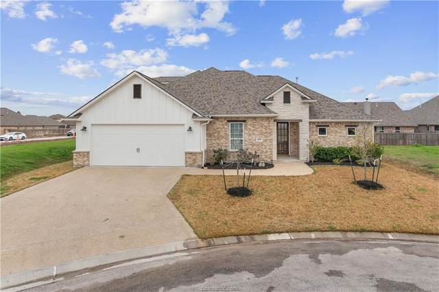 4003 Crooked Creek Court Court, College Station, TX 77845 (MLS #20008929) :: Cherry Ruffino Team