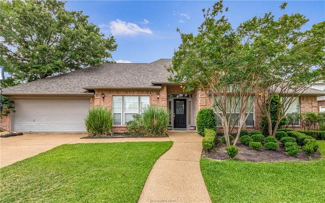 4702 Tiffany Park, Bryan, TX 77802 (MLS #20008933) :: Chapman Properties Group