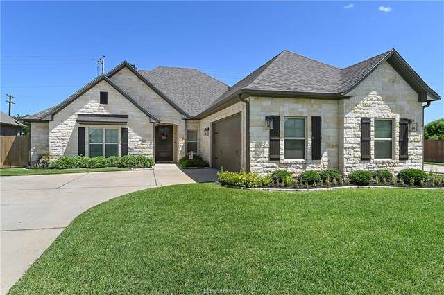 4511 Tonbridge Drive, College Station, TX 77845 (MLS #20008935) :: Cherry Ruffino Team