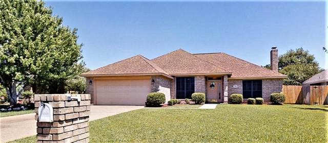 708 Brussels Drive, College Station, TX 77845 (MLS #20008940) :: Cherry Ruffino Team