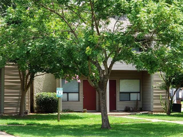1900 Dartmouth Street H2, College Station, TX 77840 (MLS #20008945) :: Cherry Ruffino Team