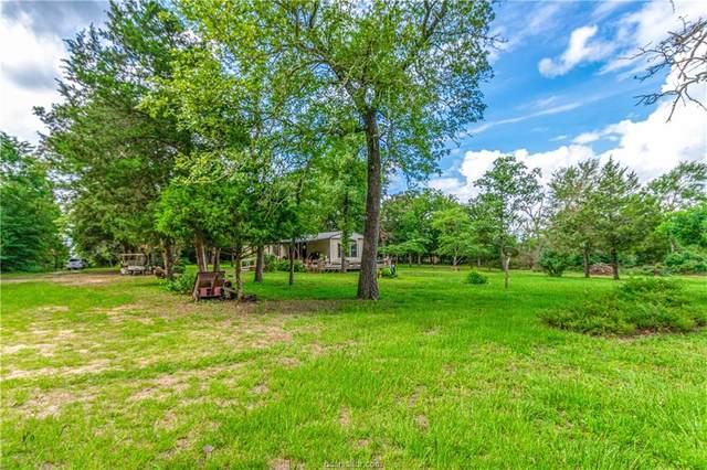 8735 Burch Lane, Bryan, TX 77808 (MLS #20008951) :: Chapman Properties Group