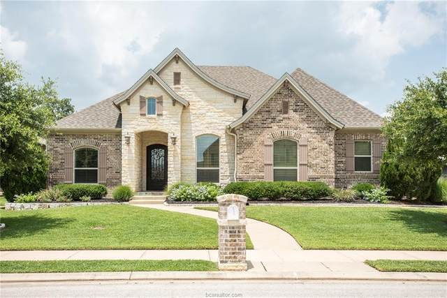 5403 Crosswater Drive, College Station, TX 77845 (MLS #20008953) :: Cherry Ruffino Team