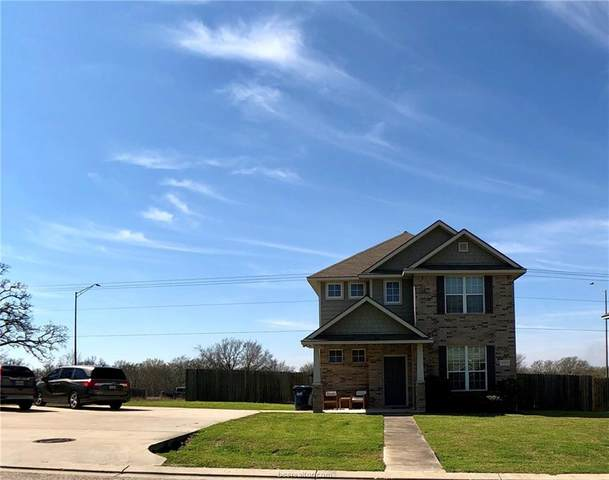4102 Southern Way Drive, College Station, TX 77845 (MLS #20008964) :: Chapman Properties Group