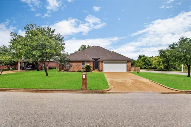 5700 Timberton Drive, Bryan, TX 77802 (MLS #20008982) :: Treehouse Real Estate