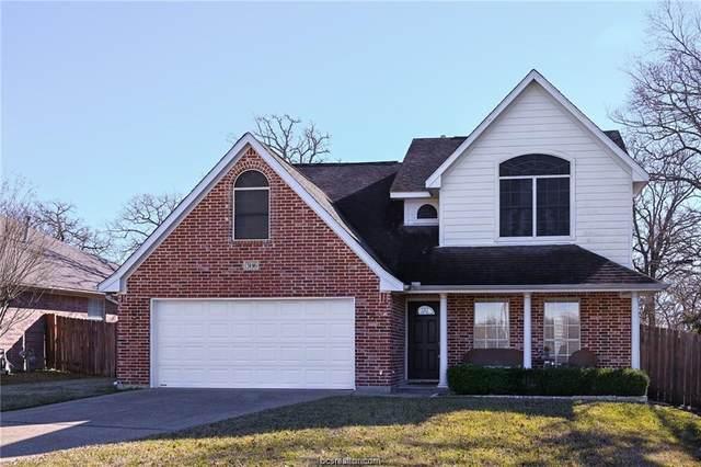 3116 Pleasant Grove Drive, College Station, TX 77845 (MLS #20008986) :: Chapman Properties Group