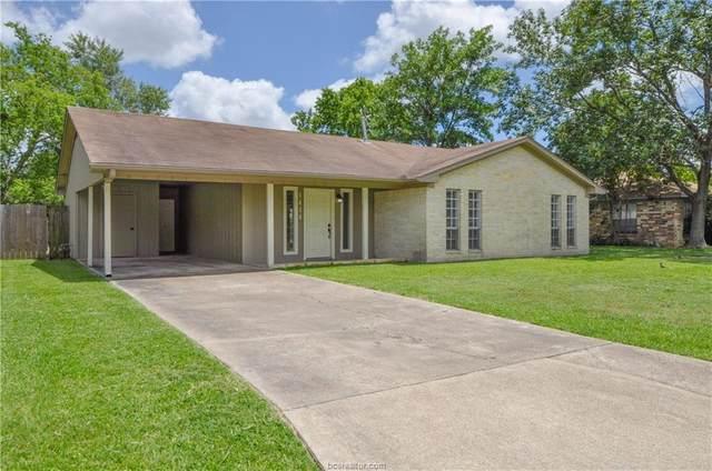 1416 Clement Court, College Station, TX 77840 (MLS #20008993) :: Chapman Properties Group