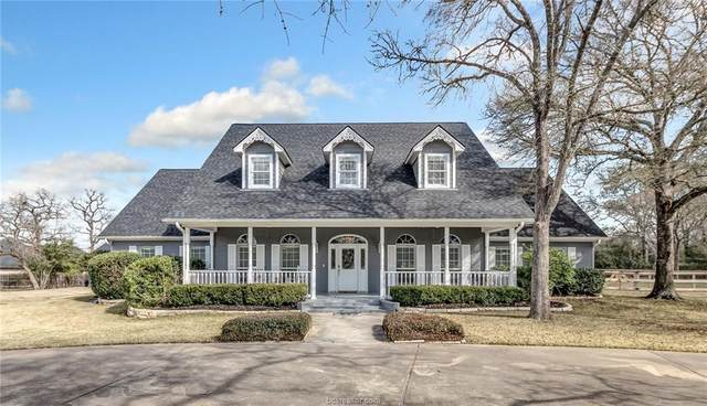 1615 Harpers Ferry Road, College Station, TX 77845 (MLS #20008998) :: NextHome Realty Solutions BCS