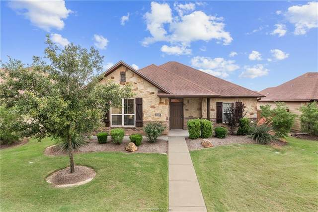 3005 Old Ironsides Drive, College Station, TX 77845 (MLS #20009007) :: Cherry Ruffino Team