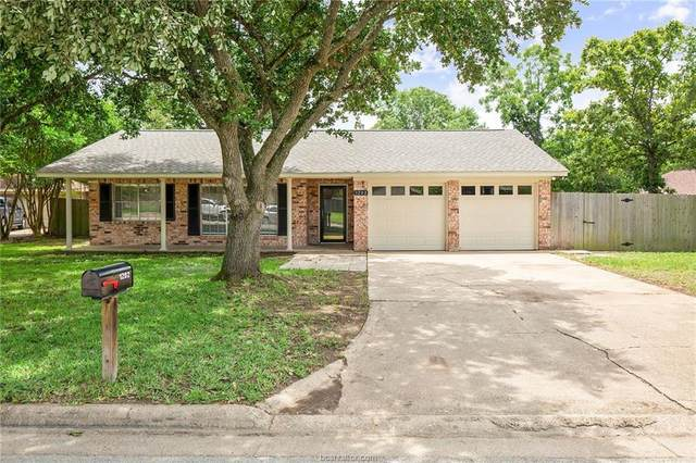 1202 Austin Avenue, College Station, TX 77845 (#20009113) :: First Texas Brokerage Company
