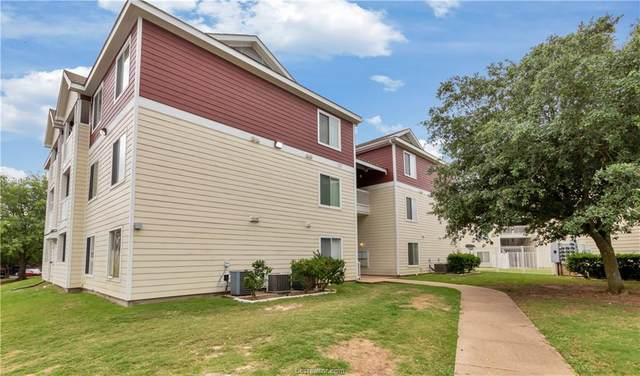 523 Southwest Parkway #301, College Station, TX 77840 (#20009120) :: First Texas Brokerage Company
