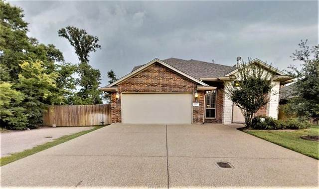 1101 White Dove Trail, College Station, TX 77845 (#20009122) :: First Texas Brokerage Company