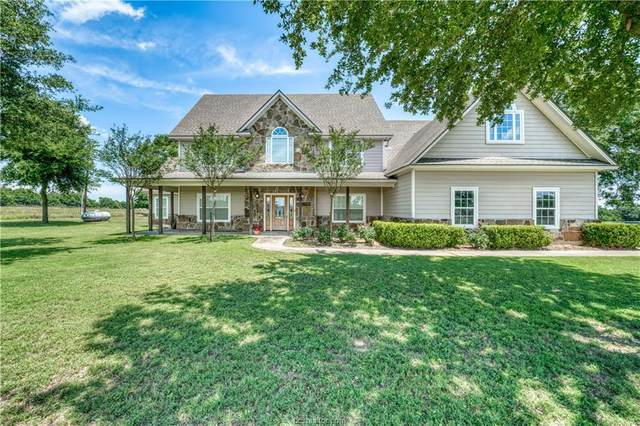 13658 Batson Loop County Road, Normangee, TX 77871 (MLS #20009128) :: Cherry Ruffino Team