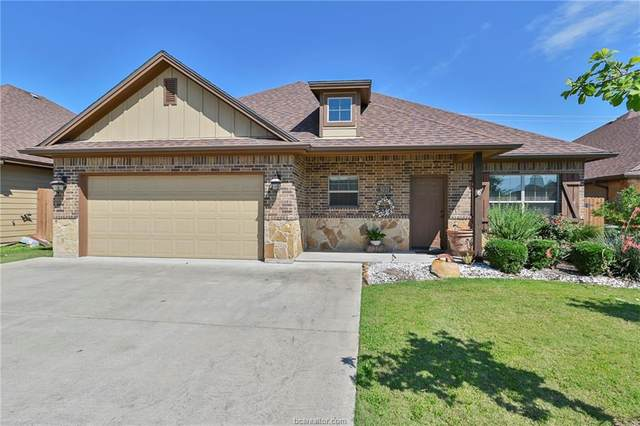 3021 Papa Bear Drive, College Station, TX 77845 (MLS #20009129) :: Treehouse Real Estate