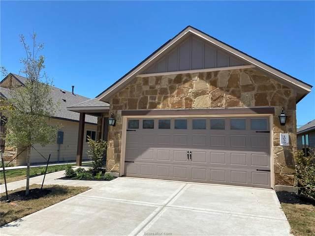 1059 Toledo Bend Drive, College Station, TX 77845 (MLS #20009142) :: Chapman Properties Group
