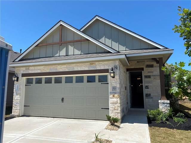 1061 Toledo Bend, College Station, TX 77845 (MLS #20009163) :: Chapman Properties Group