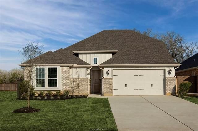 1909 Sherrill Court, College Station, TX 77845 (MLS #20009165) :: Chapman Properties Group
