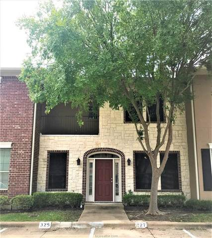 327 Forest Dr, College Station, TX 77840 (#20009175) :: First Texas Brokerage Company