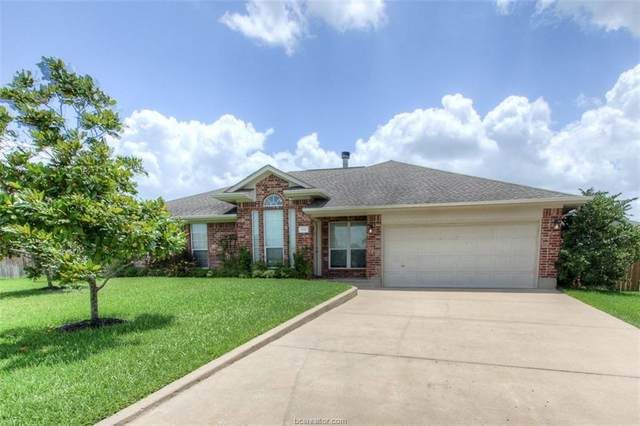 1110 Tyler Court, College Station, TX 77845 (MLS #20009179) :: Treehouse Real Estate