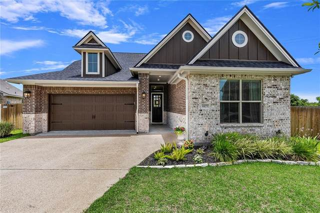 4423 Toddington Lane, College Station, TX 77845 (MLS #20009197) :: Treehouse Real Estate