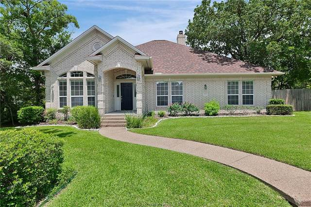1705 Serval Lane, College Station, TX 77840 (#20009218) :: First Texas Brokerage Company