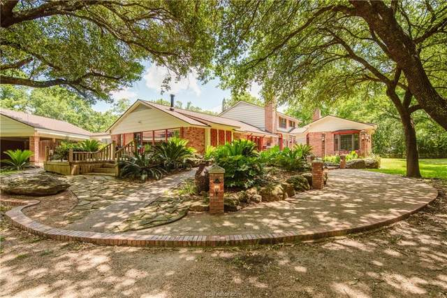 1908 Streamside Way, Bryan, TX 77807 (MLS #20009233) :: Treehouse Real Estate