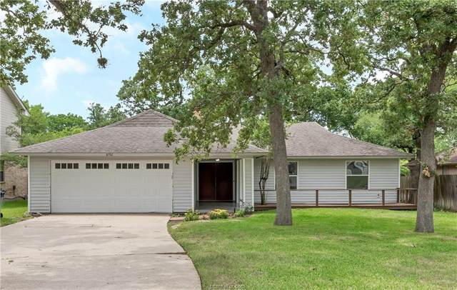 8702 Bent Tree Drive, College Station, TX 77845 (#20009238) :: First Texas Brokerage Company
