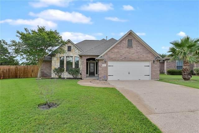 3911 Faimes Court, College Station, TX 77845 (MLS #20009239) :: Chapman Properties Group