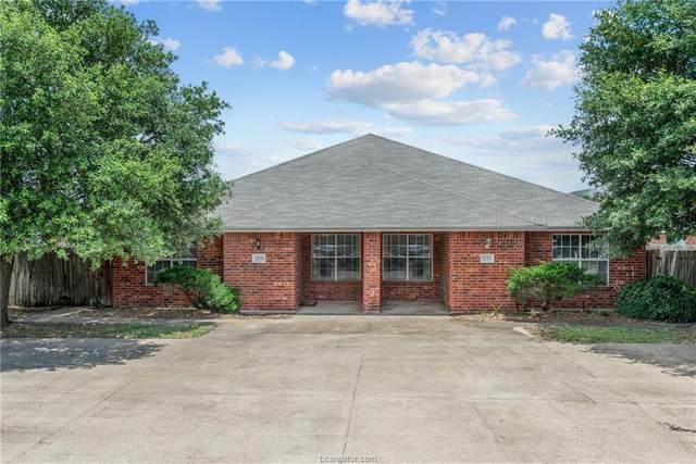 2009-2011 Legacy Lane, College Station, TX 77840 (MLS #20009255) :: Chapman Properties Group