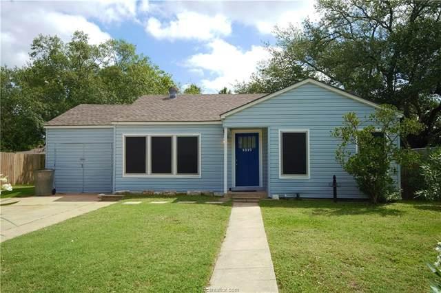 1517 Oakview Street, Bryan, TX 77802 (#20009256) :: First Texas Brokerage Company