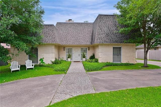 2508 Briarwood Circle, Bryan, TX 77802 (#20009262) :: First Texas Brokerage Company