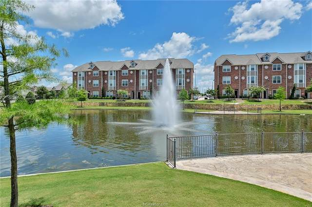 1198 Jones Butler Road #102, College Station, TX 77840 (MLS #20010305) :: Cherry Ruffino Team