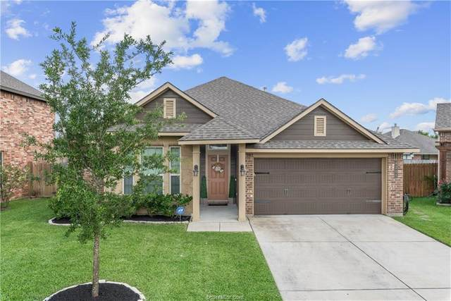 4205 Shallow Creek Court, College Station, TX 77845 (MLS #20010314) :: Chapman Properties Group