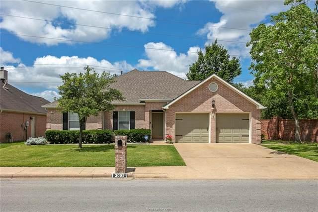 3009 Broadmoor Drive, Bryan, TX 77802 (MLS #20010323) :: NextHome Realty Solutions BCS