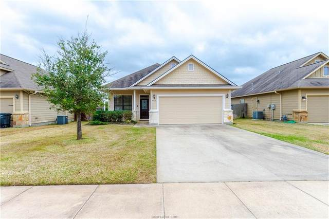 4214 Candace Court, College Station, TX 77845 (MLS #20010354) :: Chapman Properties Group
