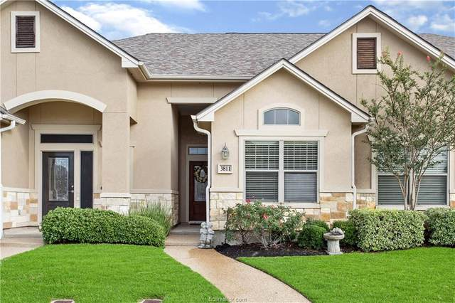 3811 Blackhawk Lane, College Station, TX 77845 (MLS #20010385) :: NextHome Realty Solutions BCS