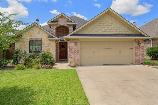 4267 Hollow Stone Drive, College Station, TX 77845 (MLS #20010386) :: BCS Dream Homes