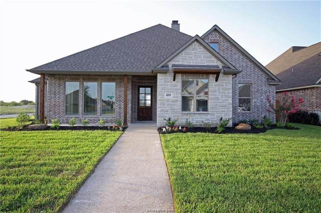4101 Wild Creek Court, College Station, TX 77845 (MLS #20010388) :: Treehouse Real Estate