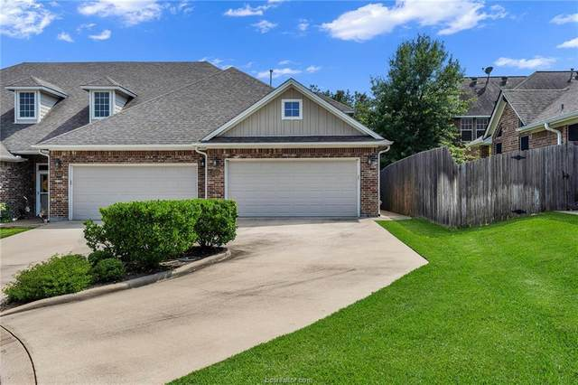 4308 Whispering Creek Court, College Station, TX 77845 (MLS #20010424) :: NextHome Realty Solutions BCS