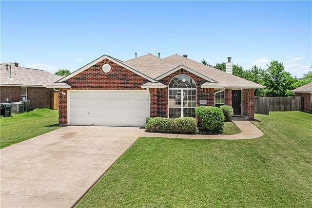 402 Pronghorn, College Station, TX 77845 (MLS #20010497) :: Treehouse Real Estate