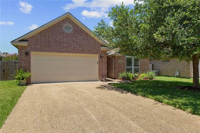 111 Hartford Drive, College Station, TX 77845 (MLS #20010512) :: Cherry Ruffino Team