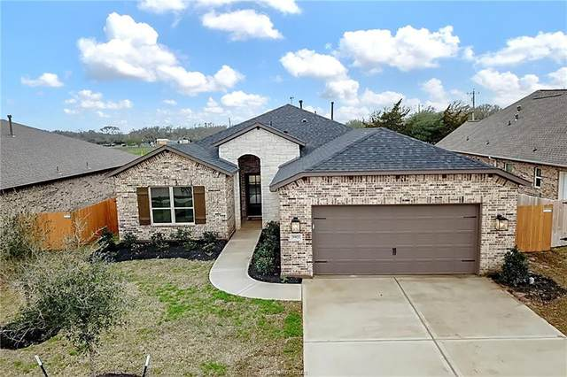 3902 Eskew Dr, College Station, TX 77845 (MLS #20010515) :: The Lester Group